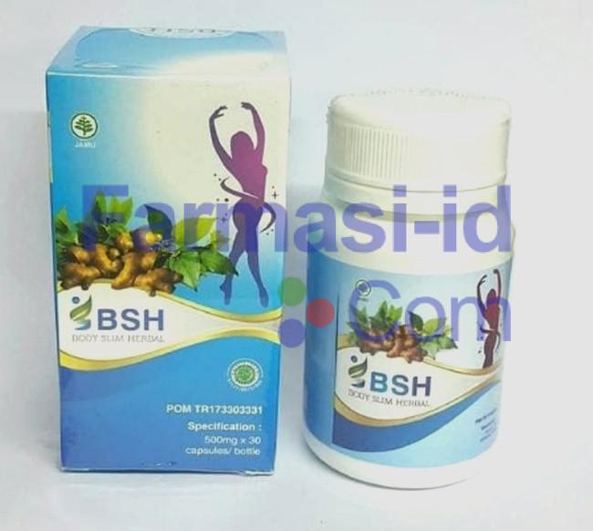 efek samping bsh keha slim herbal