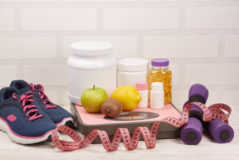 tervete kaalulangute kuu rinnatostukite valikud parast kaalulangust