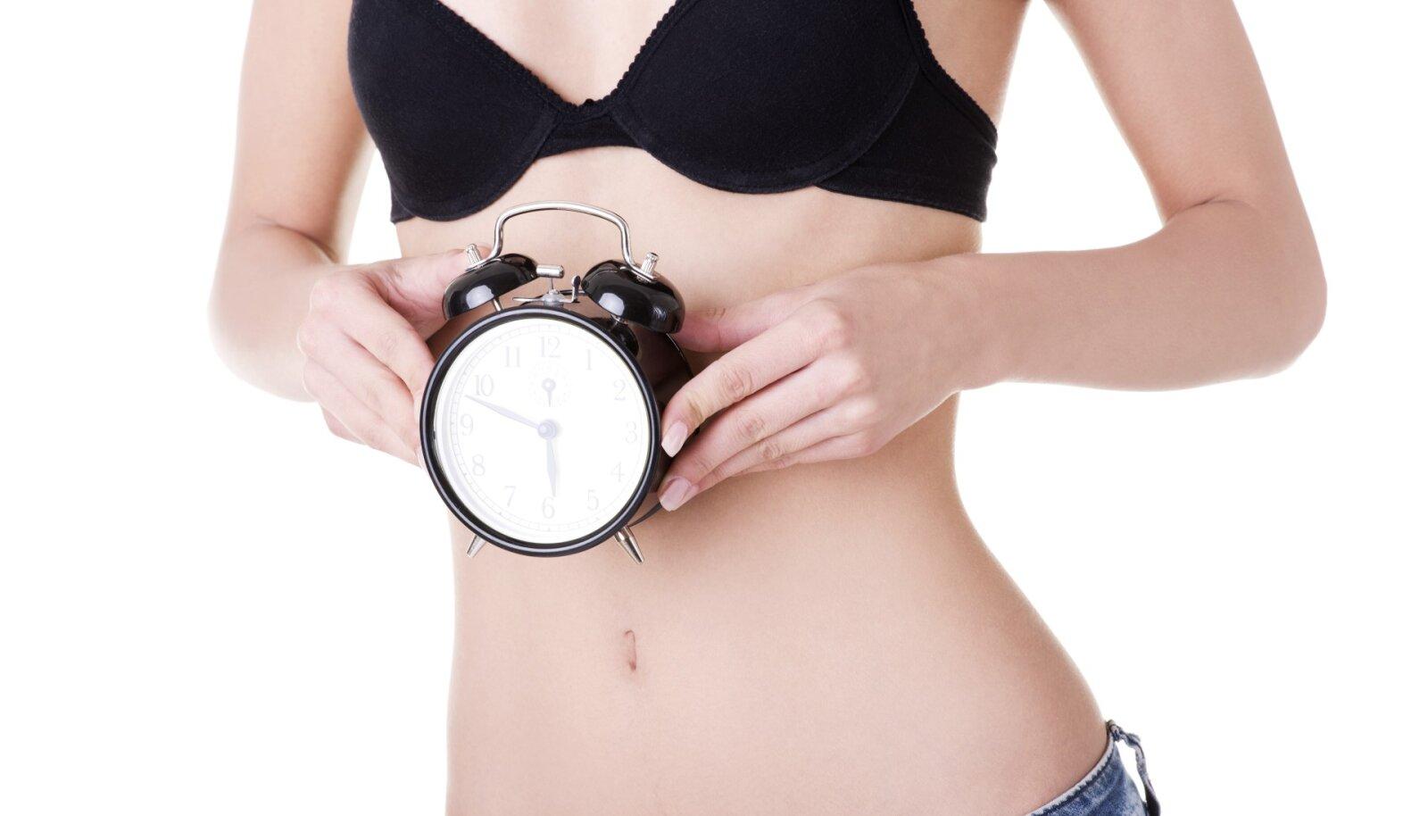 kuidas hoida oma keha rasva poletusreziimis