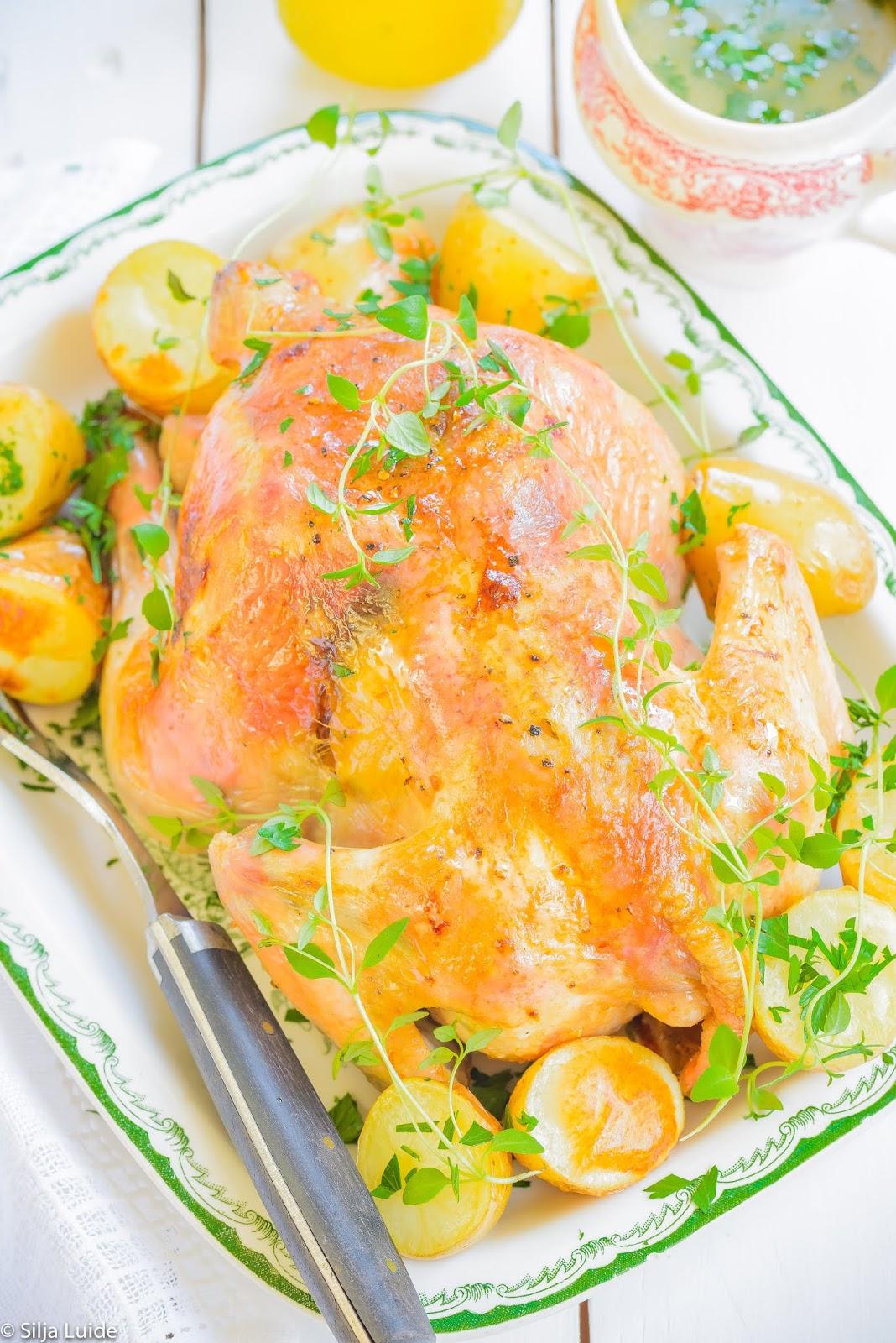 keeva kana eemaldada rasva