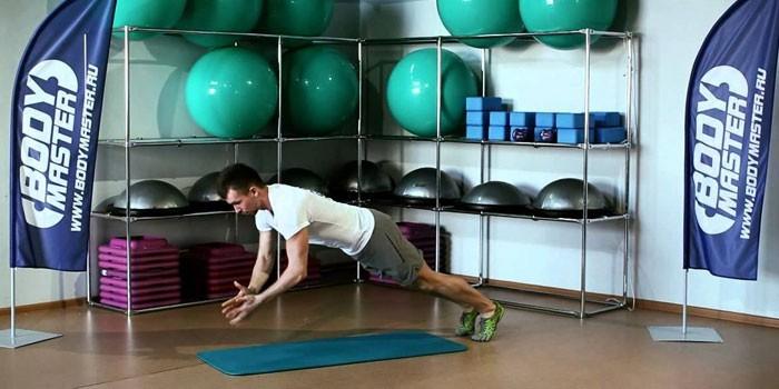 taielik kehakaalu treening rasva poletamiseks slim alla 360