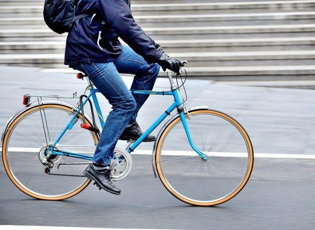 kui palju rasva poletate jalgrattasoit